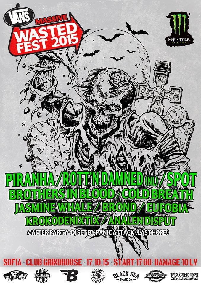 Massive Wasted Fest 2015!