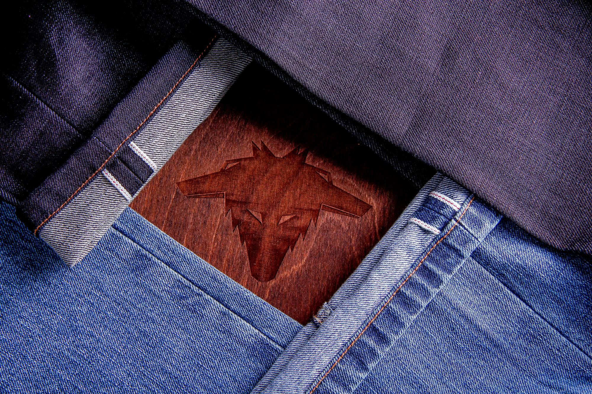 brocode Sigma selvedge denim