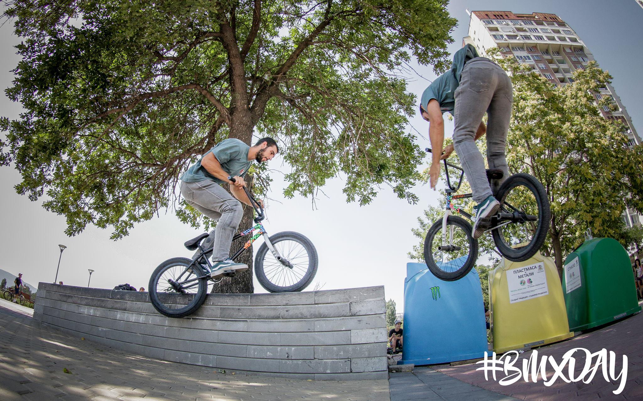 BMX DAY - снимки и видео