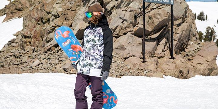 Volcom x B4BC (Boarding for Breast Cancer)
