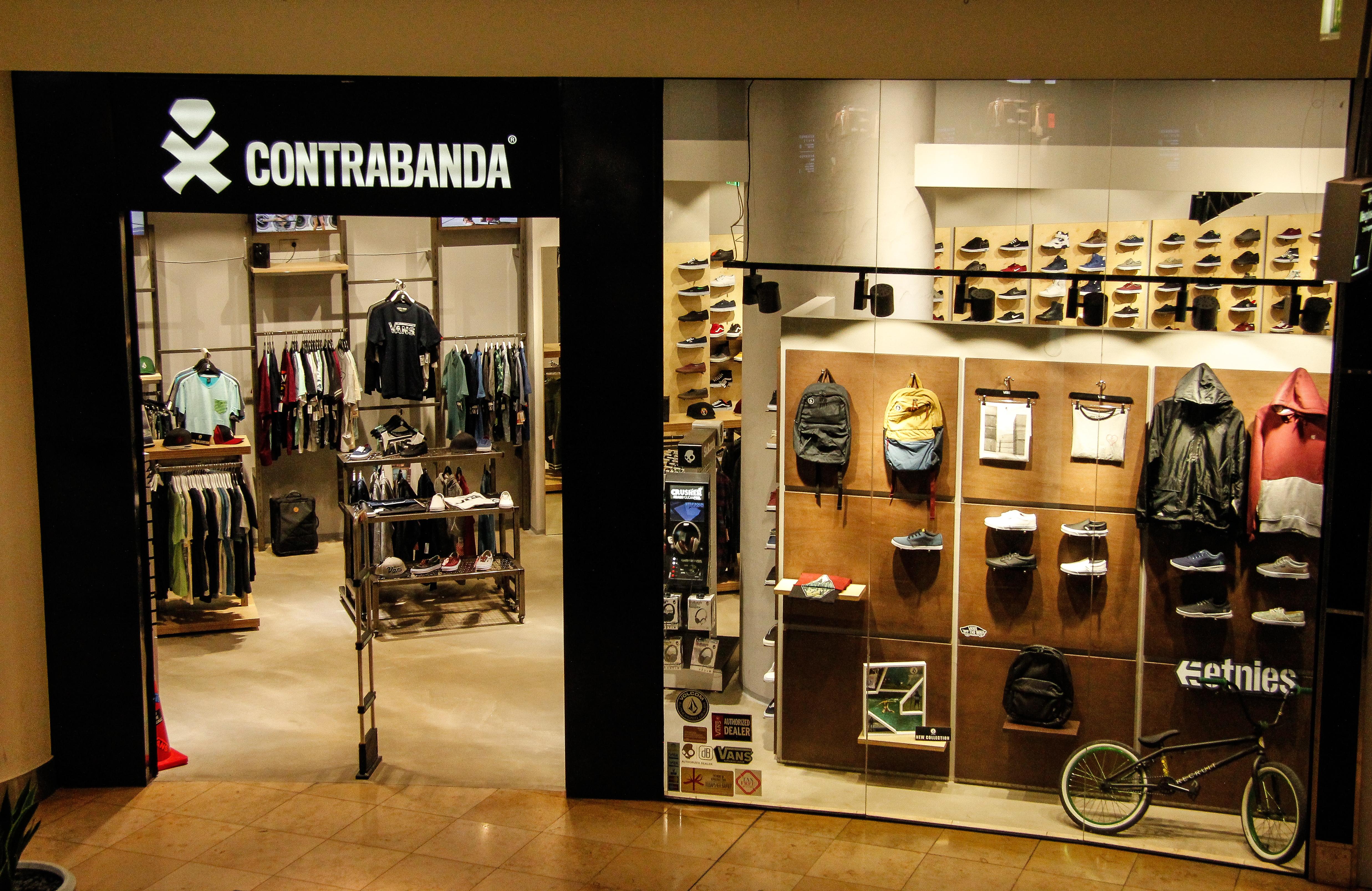 Contrabanda (Сердика Център) с нов вид