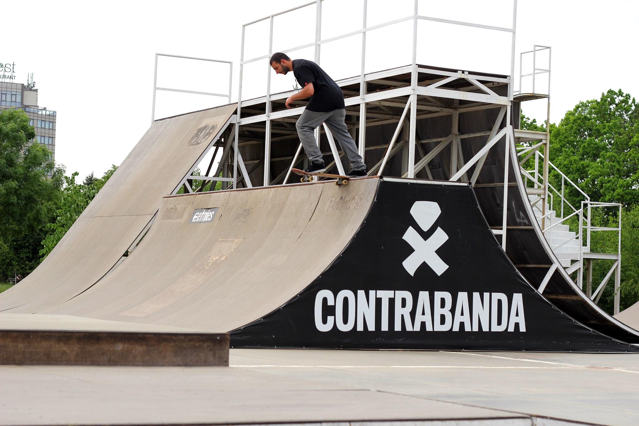 Skate Park Sofia работи!