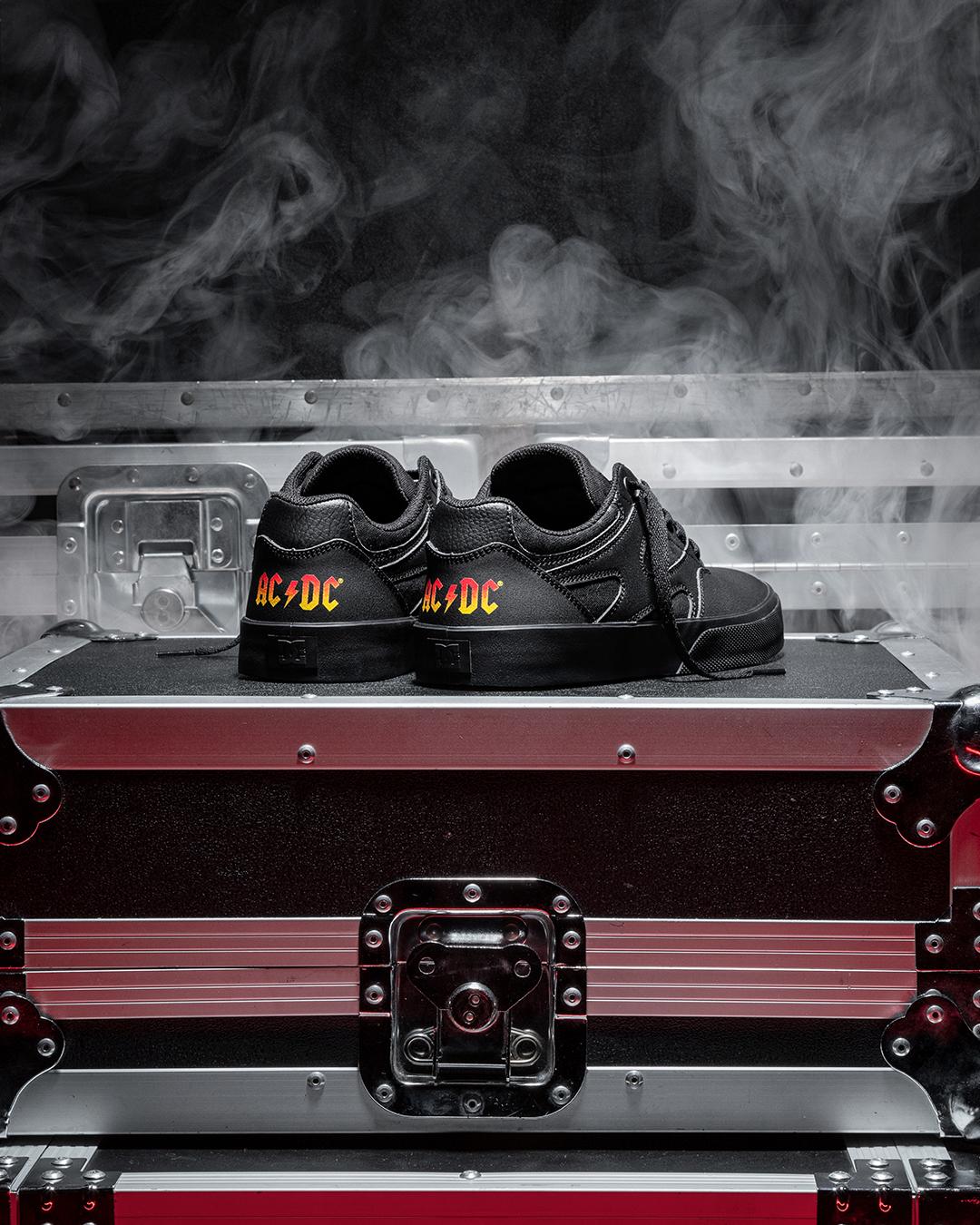 DC Shoes x AC/DC