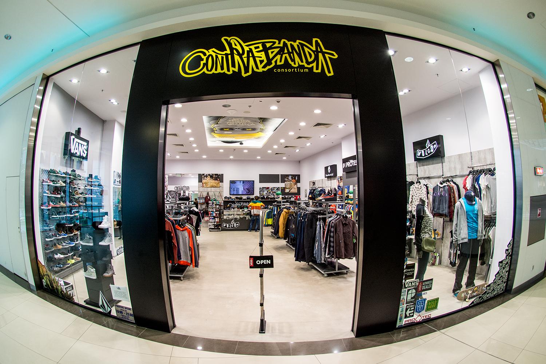 Contrabanda се включва в Black Friday утре, в България Мол