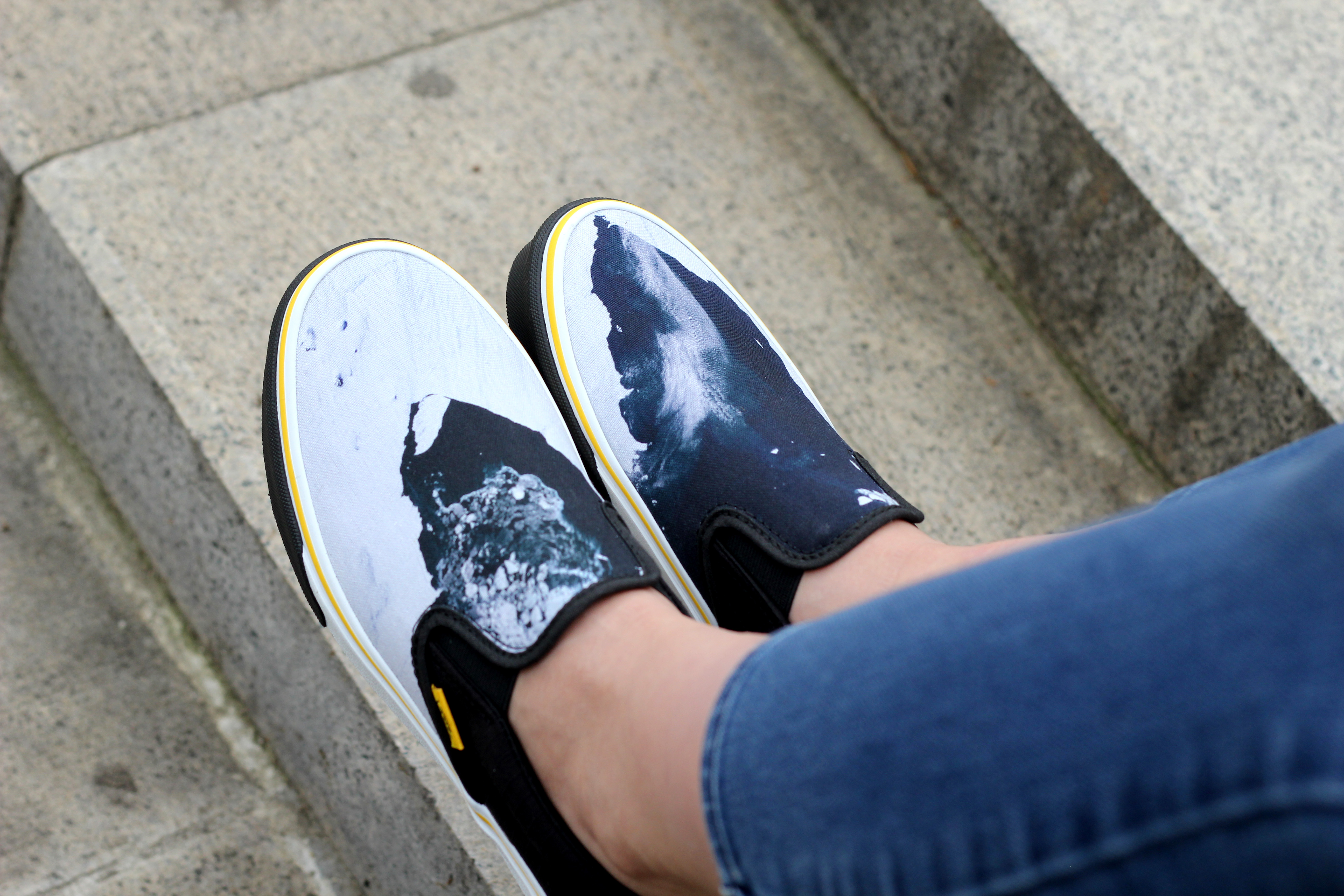 VANS x Nat Geo Classic Slip On