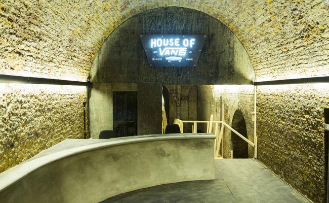 House Of Vans - Лондон
