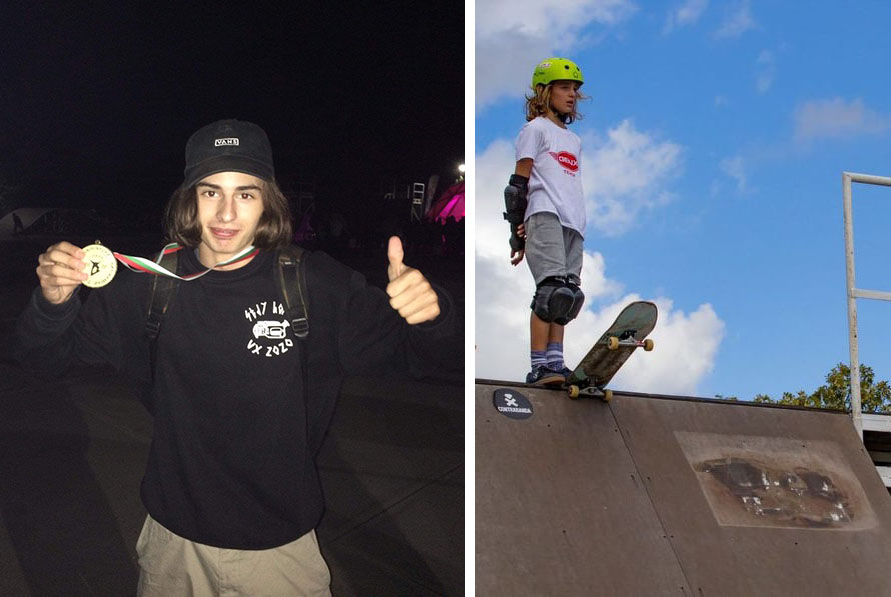 Калоян и Денис шампиони на Републиканското по скейт!