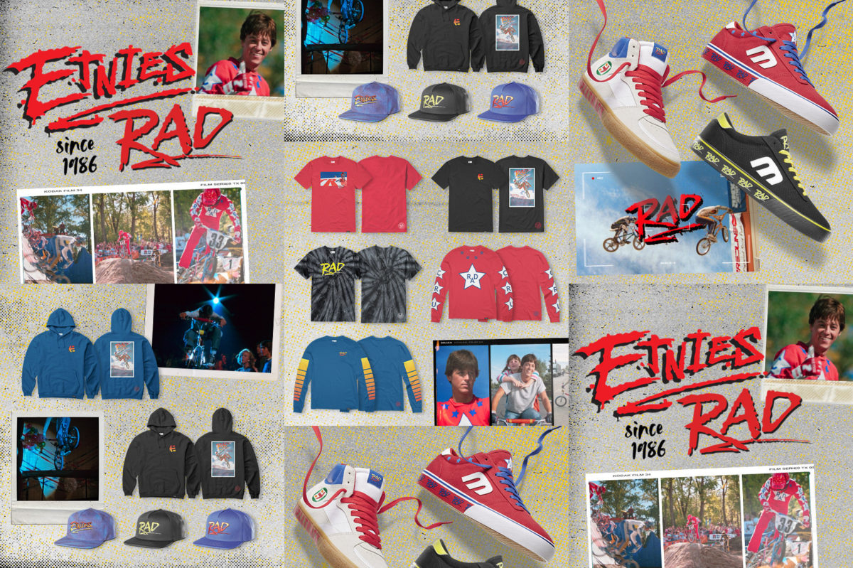 etnies RAD Collection