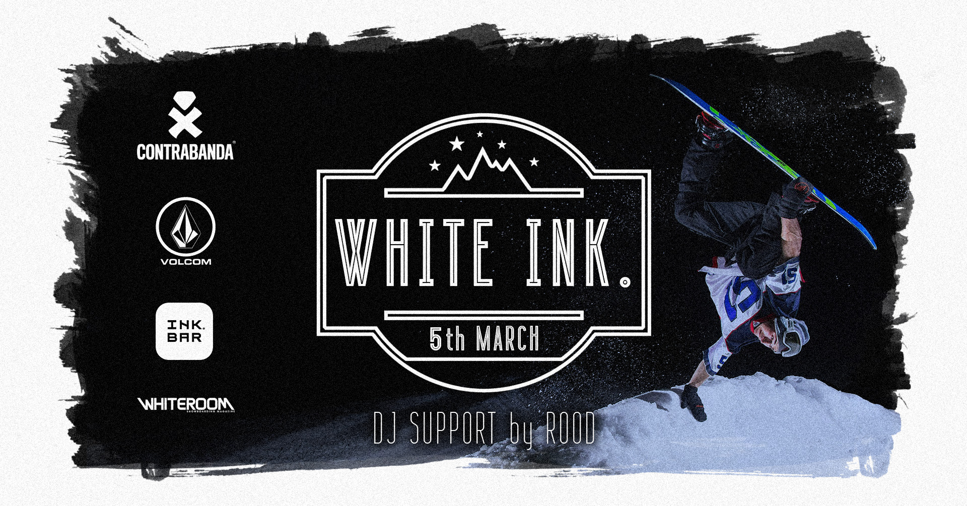 White Ink Party feat. Contrabanda & Volcom
