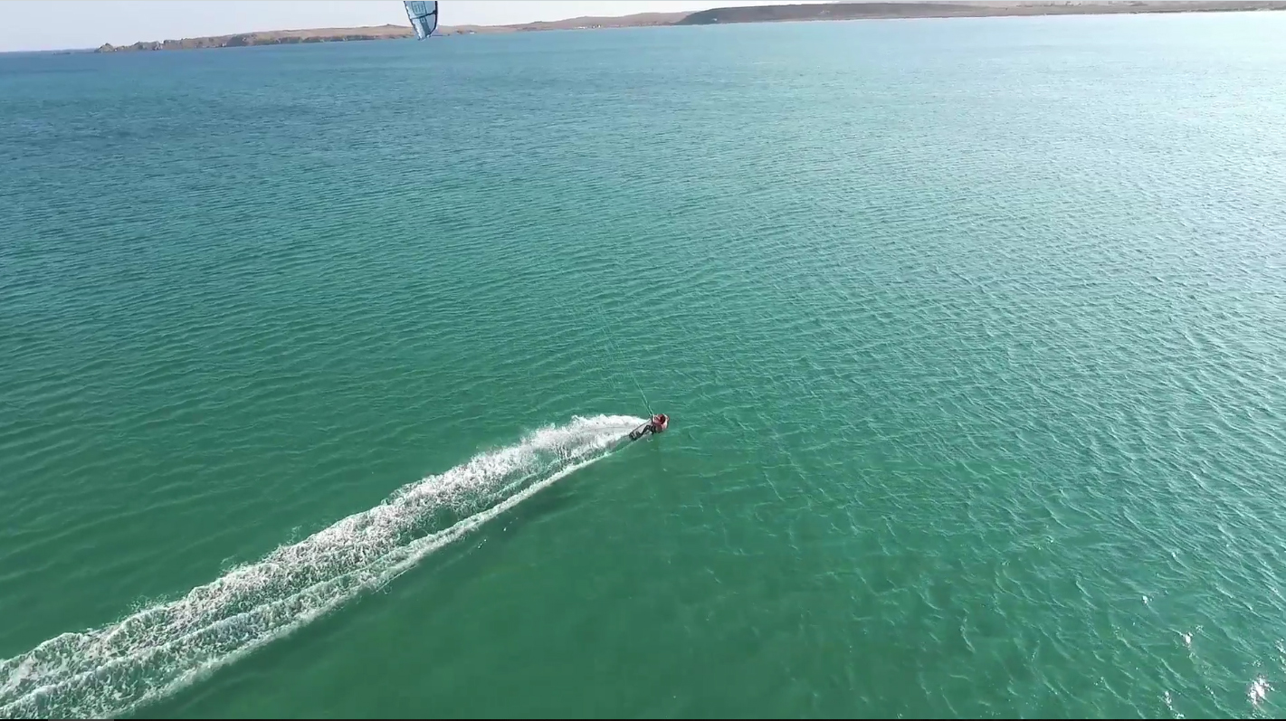 Гофко - strapless freestyle in Keros Bay