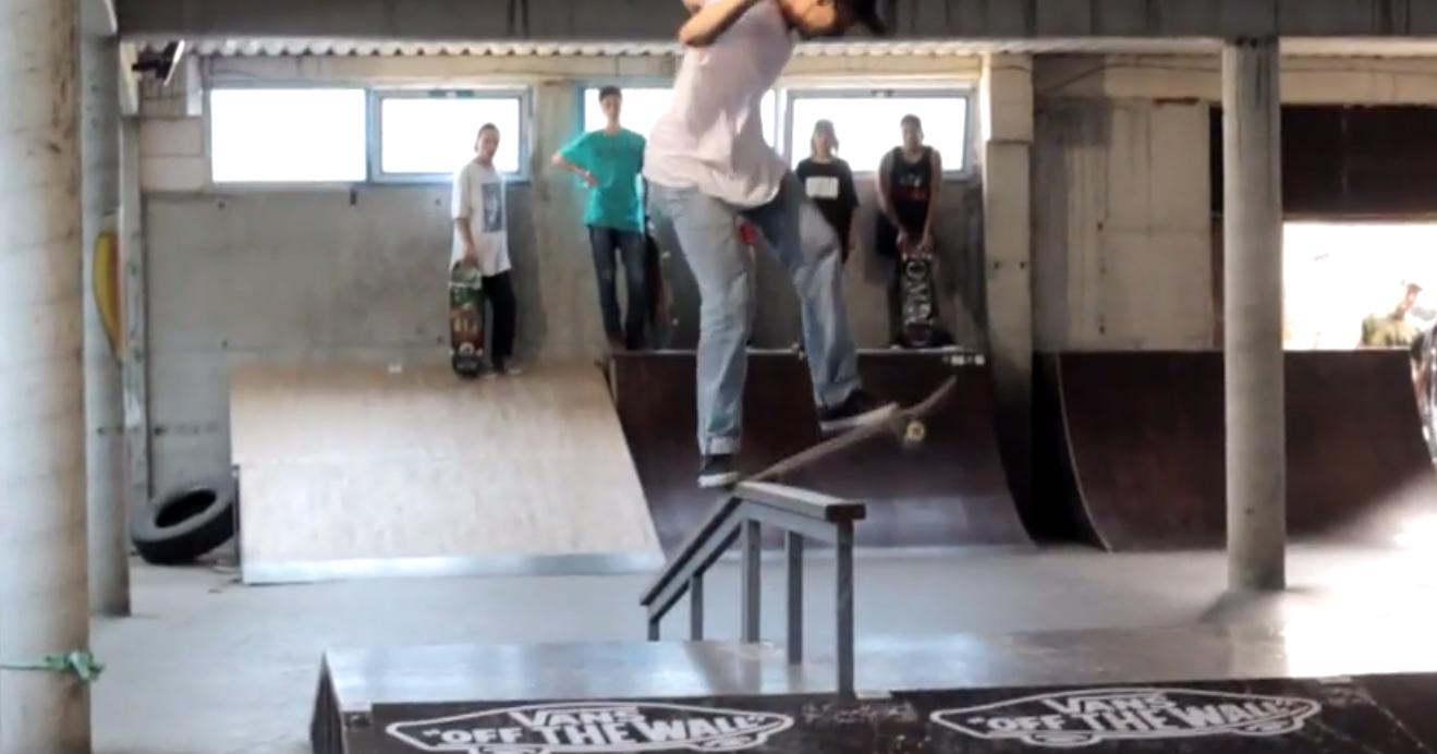 Sliven Skate Park Contest - Видеото!