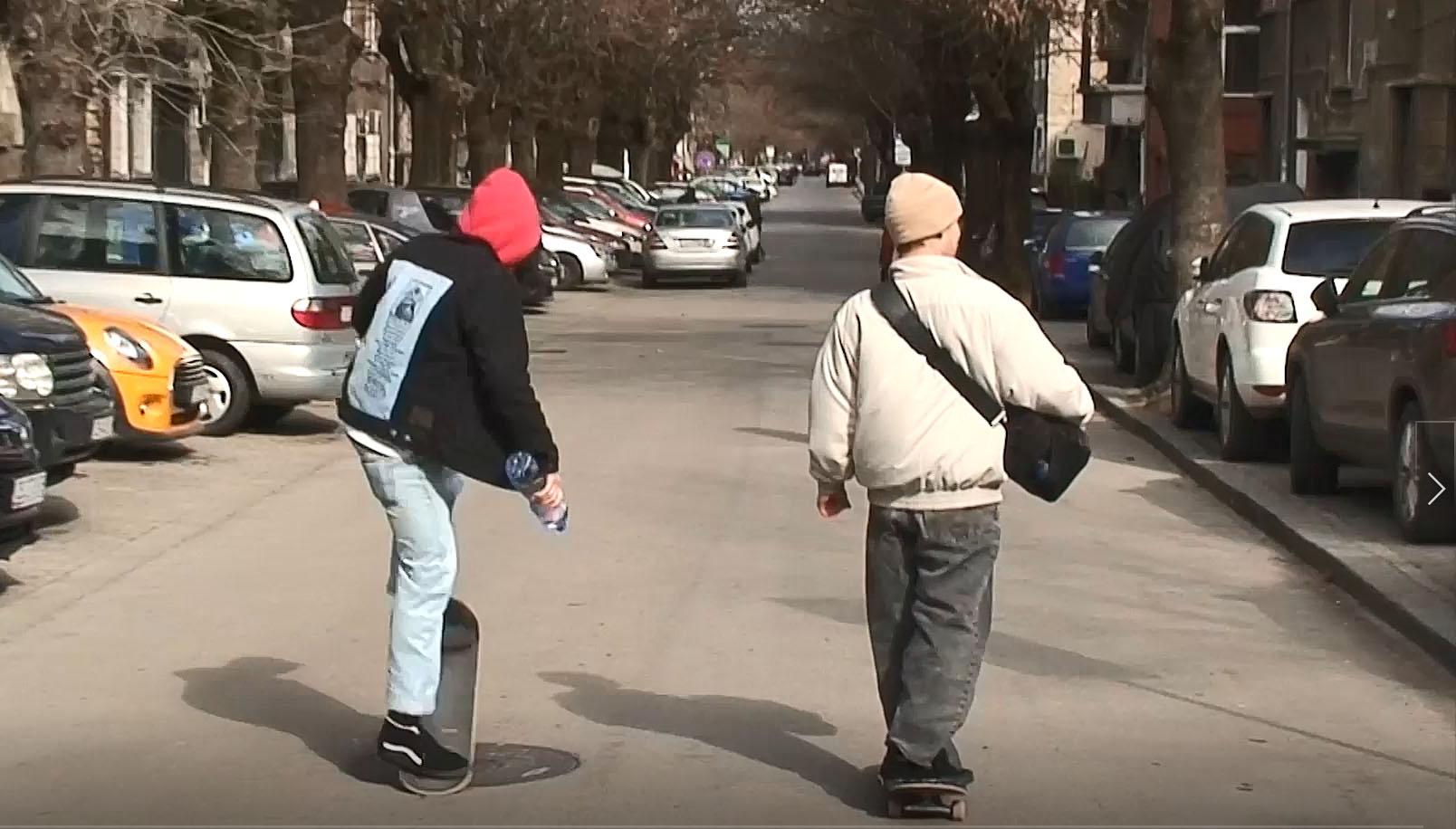 Contrabanda Crew - Street Sessions