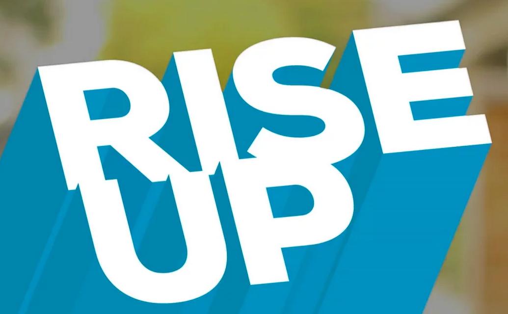 Rise Up е онлайн!
