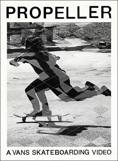 Vans Propeller - скейт видеото излиза през май