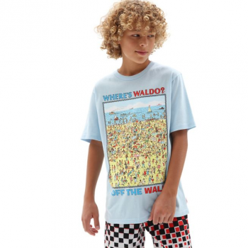 VANS X WHERES WALDO BEACH