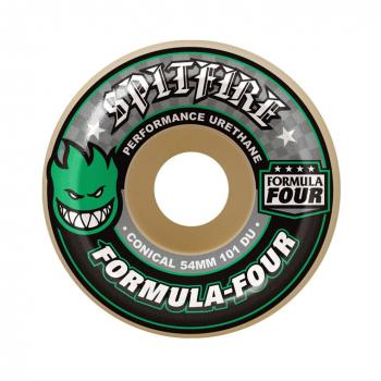 FORMULA FOUR 101D CONICAL (GREEN PRINT)