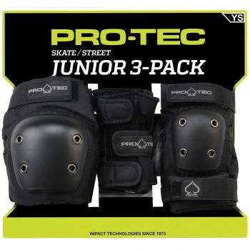 STREET JUNIOR 3 PACK