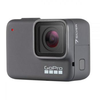 HERO7 SILVER WITH SD CARD