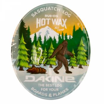 SASQUATCH LOG WAX (4 OZ)