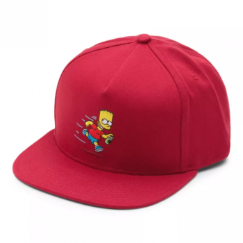 VANS X THE SIMPSONS SNAPBACK