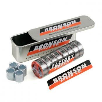 G3 BRONSON SPEED + 4 SPACES