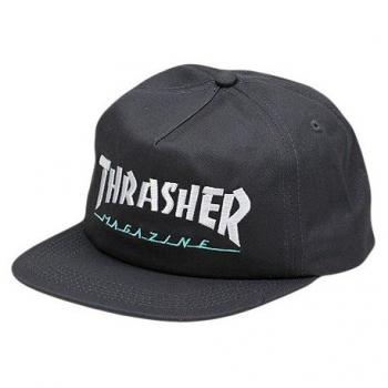 MAGAZINE LOGO TWO-TONE HAT